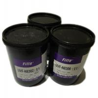 Buy cheap Hot Stamping Varnish Led Drying Ink For Glass Bottle Printing from wholesalers