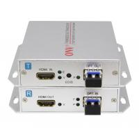 Wholesale Single Mode  HDMI / DVI / VGA Optical Transceiver 5.4Gbps 60km With 4 Cores from china suppliers