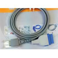 Wholesale GE Marquette 2021406-001 spo2 adapter cable , used with Nellcor oximax sensor from china suppliers