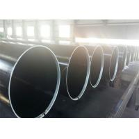 Wholesale Round Shaped Helical Saw Welded Pipe With Black Painting Or 3PE Coating from china suppliers