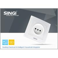 Wholesale One Gang Europe Germany Type Wall Switch Socket , kitchen sockets from china suppliers