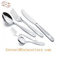 Buy cheap Gabon Import High Quality Gold Cutlery Sets from wholesalers