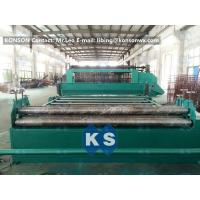 Wholesale Heavy Duty Gabion Mesh Machine 4300mm For Making Hexagonal Wire Netting High Efficiency from china suppliers
