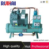 Wholesale Hermetic Water Cooled Condensing Units from china suppliers