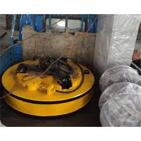 Wholesale 1100-1350 Kg Capacity Electro Lifting Magnets , Grade A Steel Plate Lifting Magnets from china suppliers