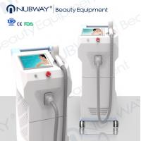 Buy cheap Hair laser removal with professional 808nm diode from wholesalers