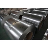 Buy cheap JIS G3323 Oilless / Chromated Zn-Al-Mg Coated Steel Coils ZM60-ZM275 from wholesalers