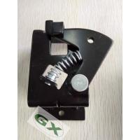 Wholesale Sheet Precision Stamping Parts Custom Metal Stamp Black OEM from china suppliers