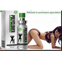 Wholesale POLYCLOVER Male Sex Delay Spray Male enhancement sex Cream from china suppliers