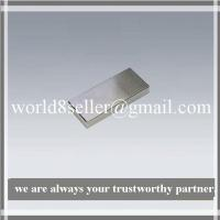 Wholesale NdFeB Block Magnet, 34(+-0.1) x 17(+-0.1) x 7(+-0.1) Large Block N35 Neodymium Magnets from china suppliers