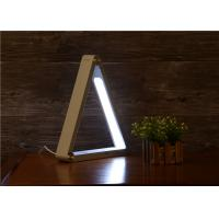 Wholesale Wireless Charging Indoor Led Desk Lamps For Dc5v Devices , Triangle Fashion Designed from china suppliers