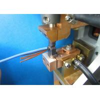 Wholesale Electric Motor Stator Lead Wire Tube Automatic Fusing Machine ISO / SGS  Audit from china suppliers