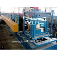 Wholesale Customized Z Section Channel Roll Forming Machine from china suppliers