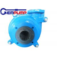 Wholesale High Chrome 4/3D-Ah OEM Water Pumps / Chemical Industry pump from china suppliers