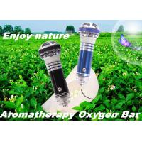 Wholesale Mini 12V DC Ultrasonic Mist Aromatherapy Oxygen Bar and Aroma Diffusers for Car from china suppliers