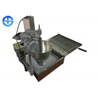 Wholesale High Efficiency Automatic Donut Making Machine 105*75*70cm Size With 3 Molds from china suppliers