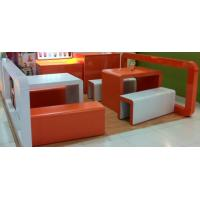 Wholesale Radiationless Artificial Stone Solid Surface Children Tables from china suppliers
