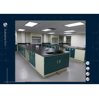 Wholesale Floor Mounted Steel Material Laboratory Bench Dental Lab Furniture from china suppliers