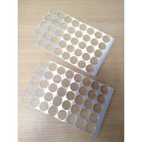 Wholesale Inner Circle Diameter 22mm Metal Stamping Parts Aluminum Small Lens Holder from china suppliers