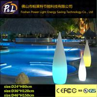 Wholesale LED Light Columns Decorative LED Pillar Light for Wedding from china suppliers