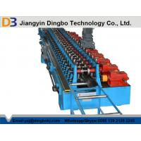 Buy cheap Door Frame Press Cold Roll Forming Equipment , Steel Roll Former With High Speed from wholesalers