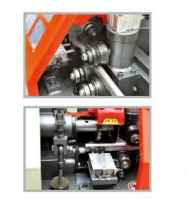 Quality Auto Feeding Aluminum Cutting Machine Economical Energy Saving For Aluminum Lock Body for sale