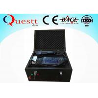 Wholesale Clean Laser Rust Removal Machine For Metal 100W Raycus Laser Source from china suppliers