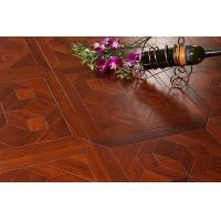 Wholesale burma(myanmar ) teak wood parquet tiles flooring, teak designed parquetry, smooth, UV lacquer from china suppliers