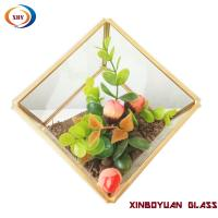 Wholesale Hot sales low price Geometric plant terrarium for Garden home decoration from china suppliers