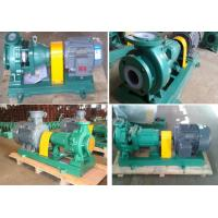Wholesale IHF Series Anti- corrosive chemical Pump from china suppliers