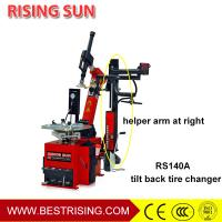 Buy cheap Tilt back tire changer used Car maintenance equipment for sale CE from wholesalers