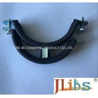 Wholesale Heavy Duty Pipe Mounting Clamps , 1.8 - 2.0 mm Thickness Tube Strap Clamp from china suppliers