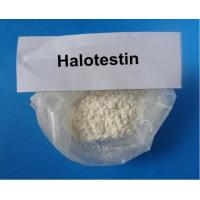 Wholesale High Purity Anabolic Testosterone Steroids Fluoxymesteron Halotestin CAS No 76-43-7 from china suppliers