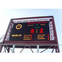 Wholesale Score billboard for basketball football perimeter led display from china suppliers
