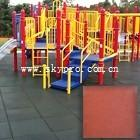 Wholesale Exterior gym / playground / swimming pool interlocking rubber tile dogbone crumb flooring from china suppliers