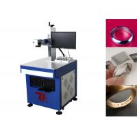 Wholesale Jewelry Laser Engraving Machine / High Speed Fiber Marking Machine from china suppliers