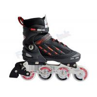 Wholesale Adults Men and Women Hockey Inline Skates Black or Customized Color and Size from china suppliers