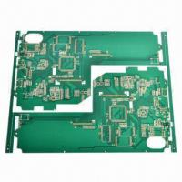 Wholesale Immersion Gold Surface Finish Double-sided PCB, Made of FR4 Base Material from china suppliers