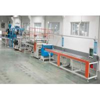 Wholesale High Efficient Heat Transfer 5mm PET Sheet Extrusion Line / PVC Sheet Making Machine from china suppliers
