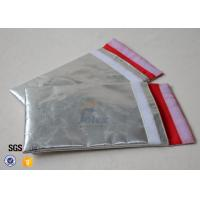 Wholesale 17x27cm Fireproof Document Bag Non Itchy Cash Passport Fire Resistant Pouch from china suppliers