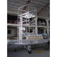 Wholesale Durable Maintenance Layher Scaffolding Ringlock Metal Scaffold from china suppliers
