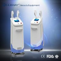 Wholesale Nubway 3 in 1 beauty equipment E light IPL SHR hair removal machine with ipl laser for skin rejuvenation wrinkle removal from china suppliers