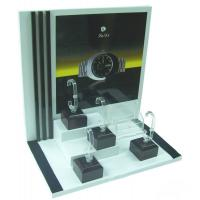 Wholesale Luxury Customzied Showcase Watch Display Acrylic Window Stand from china suppliers