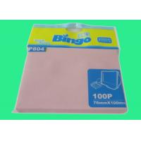 Wholesale 76x100mm Attractive Office Sticky Notes 3 X4 Inch 75Gsm  For School from china suppliers