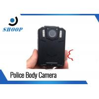 Wholesale 33MP Small Body Worn Video Cameras Police Full HD 1296P / 1080P 3500mAh from china suppliers