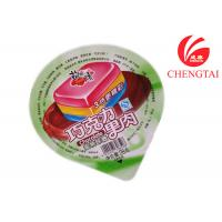 Wholesale Costum Printed Cup Sealing Film For Jelly Pakaging In Retail Shop from china suppliers