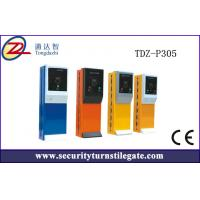 Wholesale Automatic barrier parking Ticket Machine for intelligent access control from china suppliers