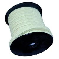 Wholesale Wear Resistant White Dry PTFE Reinforced Gland Braided Packing for Pump from china suppliers