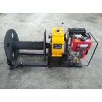 Wholesale Diesel Engine Powered Cable Pulling Winch Machine from china suppliers