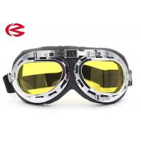 Wholesale Anti Glare HD Night Vision Motorcycle Riding Goggles with Adjustable Strap from china suppliers